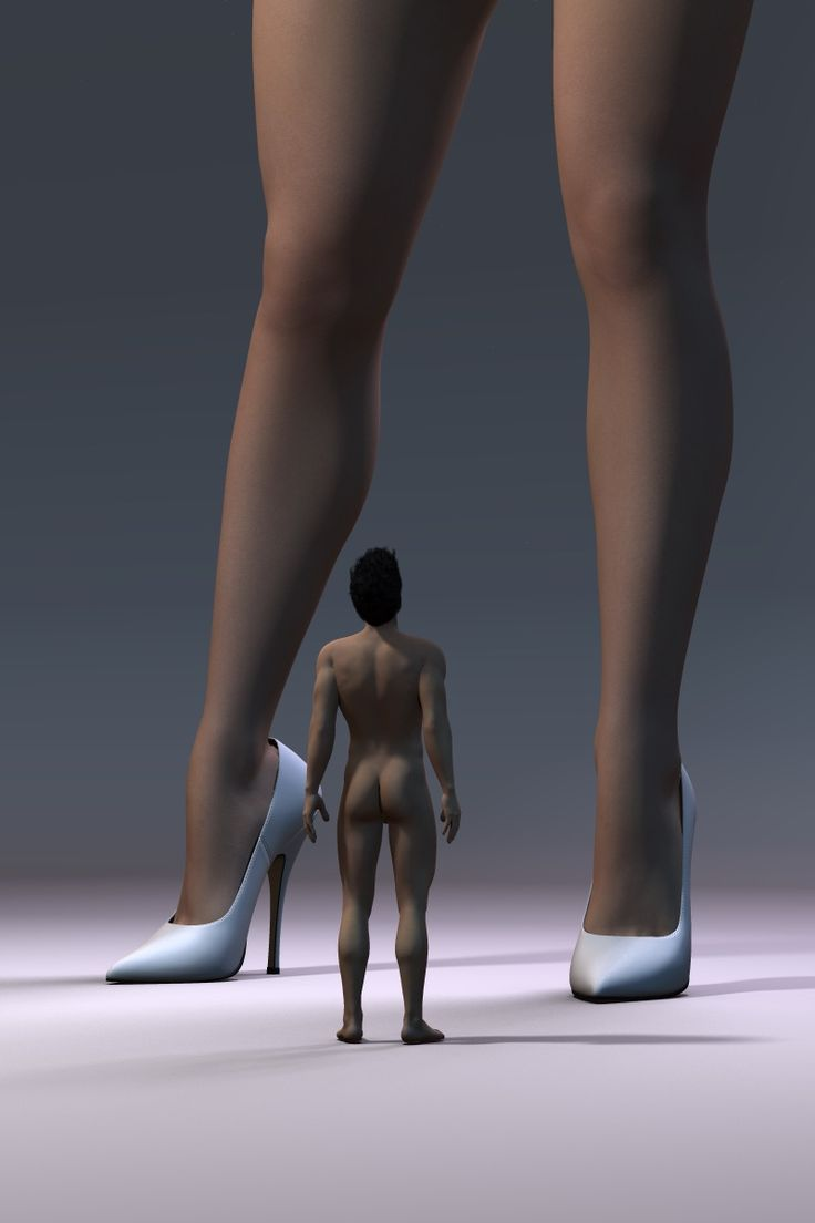 Strap-on femdom captions