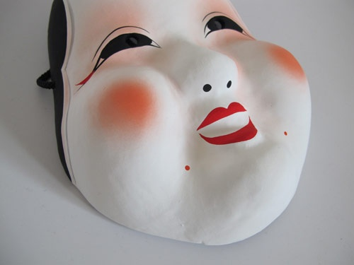 otafuku mask                                                                                                                                                                                 More