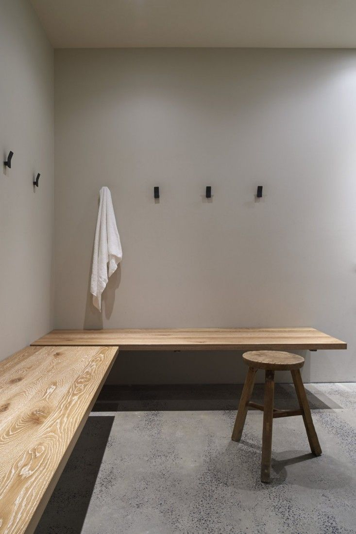 One Hot Yoga Studio by Robert Mills Architects Remodelista