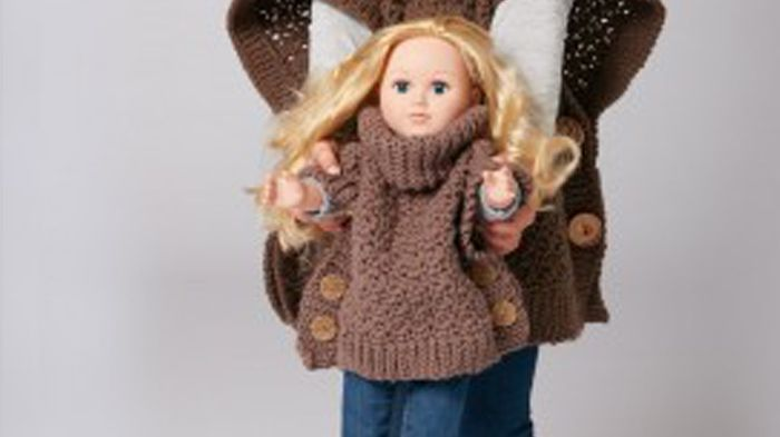 "11 Free Patterns 18"" Doll Clothes"