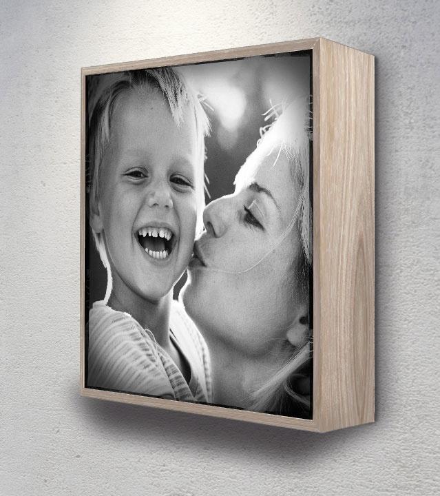 Frame 20x20 Wood