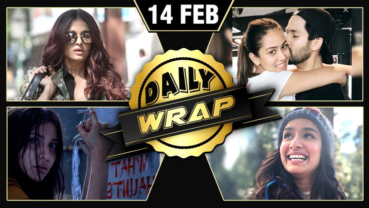 Switch Your Mood - Aishwarya Rai, Shahid Kapoor, Anushka Sharma, Shraddha Kapoor And Varun Grab Headlines | Daily Wrap - https://www.switchyourmood.com/?p=22876 - #Aishwarya RaI #ANUSHKA SHRAMA #Bollywood #celebrity #PADMAN FULL MOVIE #PARI #Shahid Kapoor #SHAHID KAPUR #Shraddha Kapoor #upcoming bollywood movies #VARUN DHAWAN