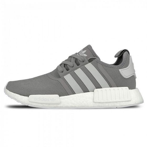 Discount Adidas Originals Classic Nmd_R1 Trainers Solid Grey/White for Men Online