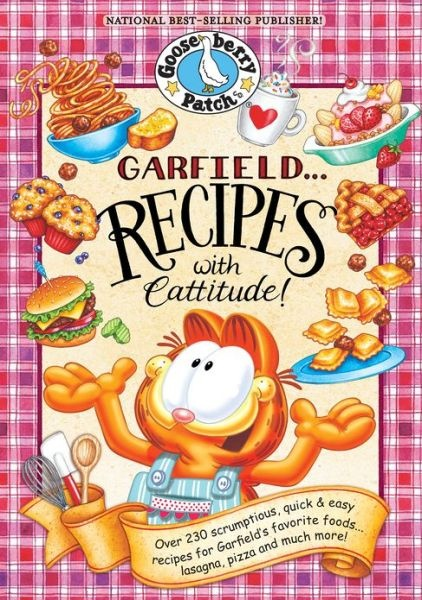 Garfield and Goose Berry Patch Recipes