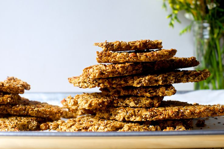 Granola bark - smitten kitchen