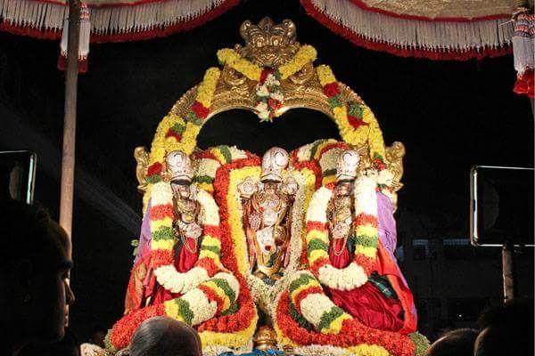 Sri Ugra Srinivasa murthi Kaisika Dwadasi