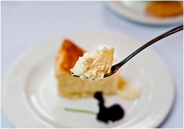 gingko organic cheesecake