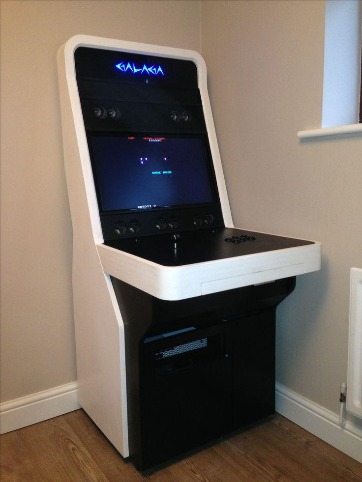 1000 images about arcade cabinets diy on pinterest pedestal pinball and donkey kong. Black Bedroom Furniture Sets. Home Design Ideas