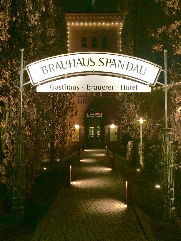 Brauhaus Spandau, Berlin, Germany – inn, brewery, hotel