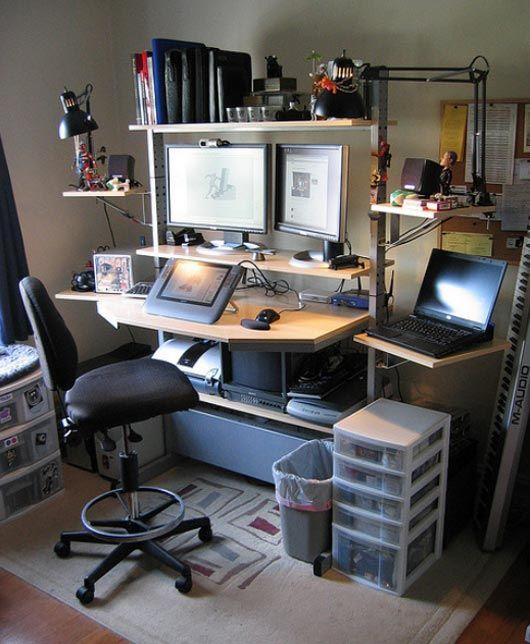 Standing Jerker Desk