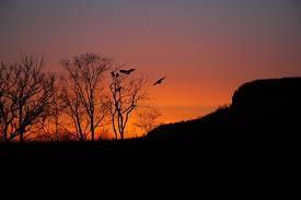 Escarpment ...
