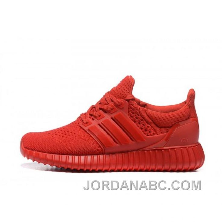 Women's Shoes Adidas Yeezy Ultra Boost Red