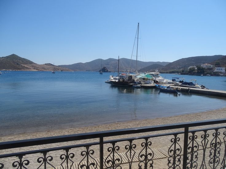 Patmos, the sacred blue - white gem of the Aegean, has been a destination of unsurpassed natural beauty and idyllic atmosphere for a long time now. Discover Grikos bay.. #grikosbay #patmos #silverbeach