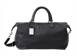 Xile, Dolce & Gabbana Weekender Bag, $1895, Shop 27, Level 1, QVB.