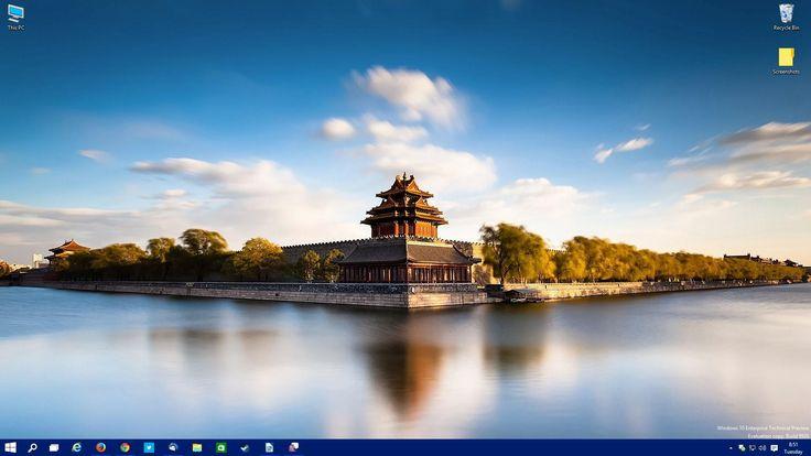 Not All Windows 10 Users Will Get a Desktop