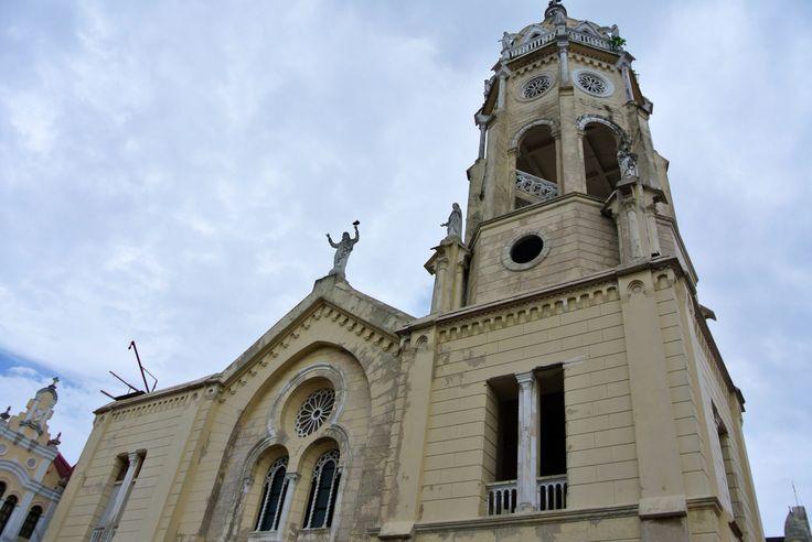 Iglesia de San Francisco in Casco Viejo