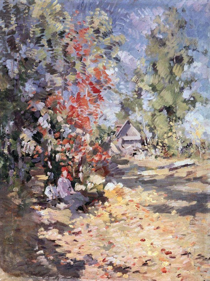 Autumn - Konstantin Korovin- g