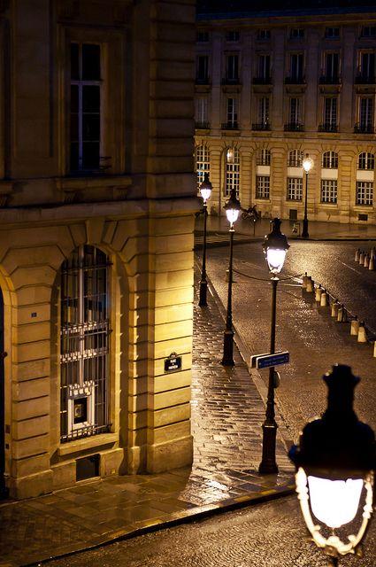 The Latin in Quartier Latin, Paris