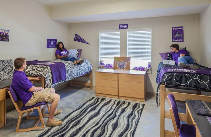 Uca Dorm Rooms Bear Hall College Rooming College