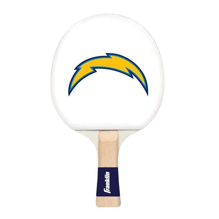 San Diego Chargers NFL Table Tennis Paddle (1paddle)