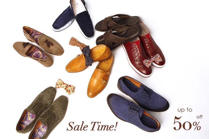Guida ai saldi estivi 2015 online: scarpe firmate uomo