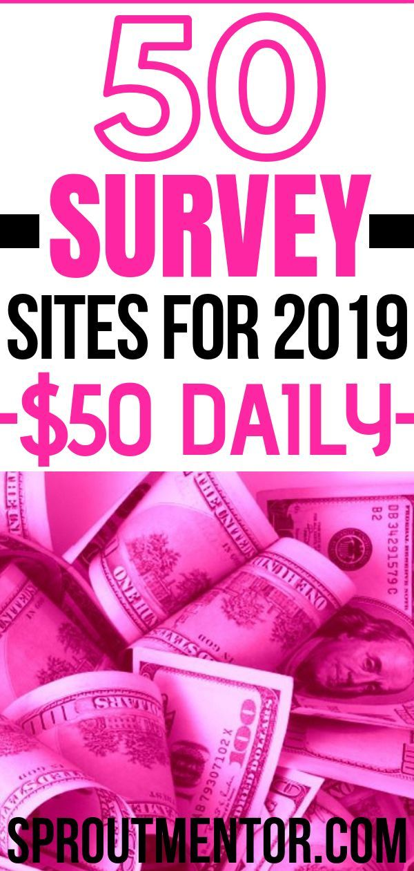 50 Of The Best Paid Survey Sites To Make Money in 2019 – Work At Home