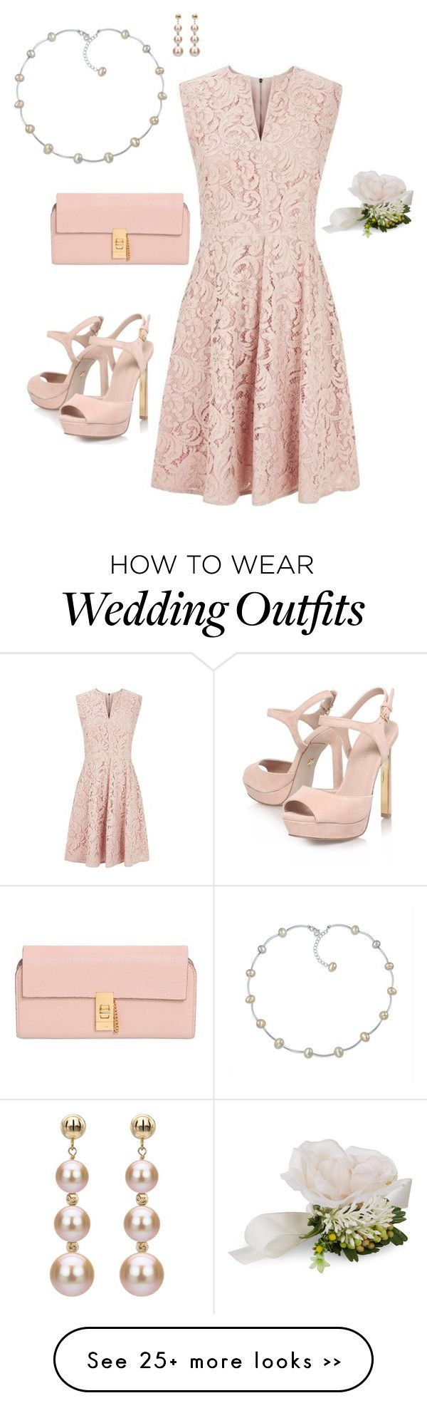 """wedding guest contest"" by hokie-engineer-grl on Polyvore"