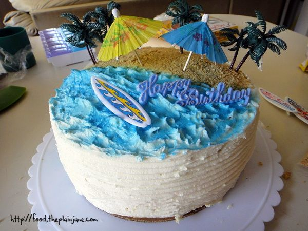 surf diving cake beach - photo #25