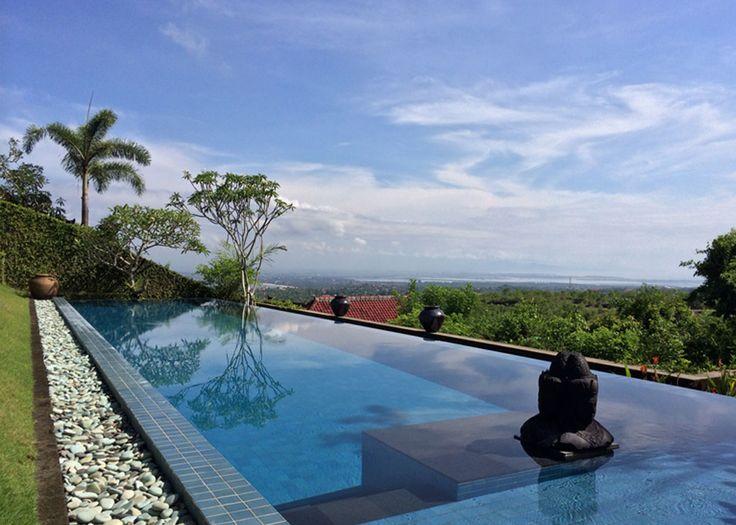 Island views in Balangan.