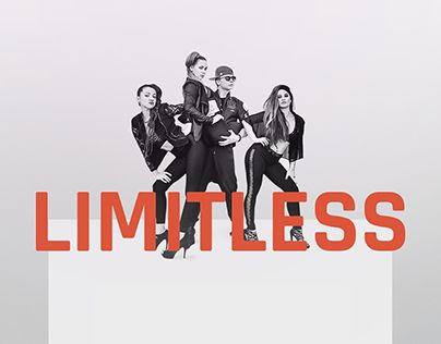 """Check out new work on my @Behance portfolio: """"Logotype case study - The Limitless"""" http://be.net/gallery/49025731/Logotype-case-study-The-Limitless"""
