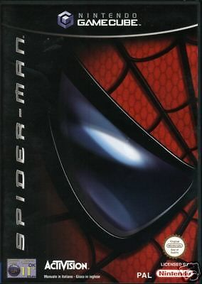 SPIDERMAN   GAME CUBE / WII