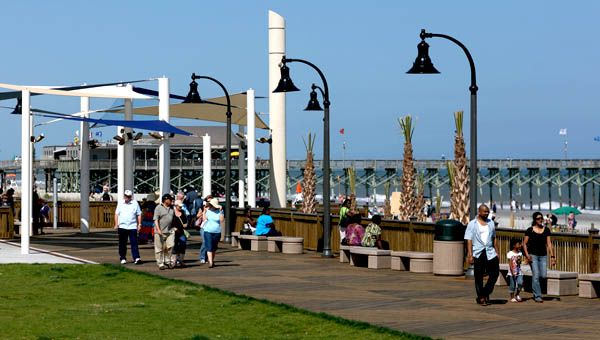 Best Family Restaurants In Myrtle Beach Near The Oceanfront