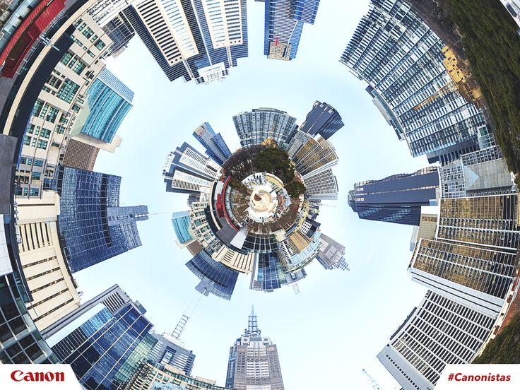 Cada persona percibe el #mundo de una forma diferente. Con la #fotografía podemos mostrar como lo vemos nosotros.