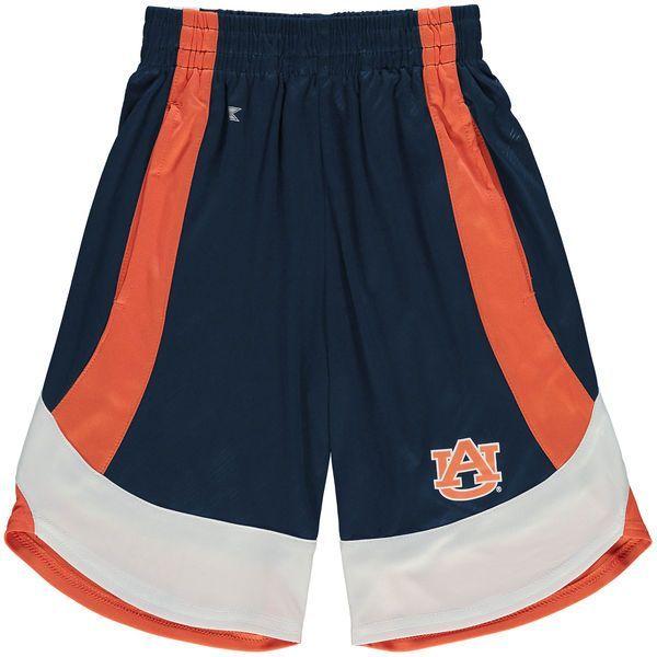 Auburn Tigers Colosseum Youth Sleet Shorts - Navy - $29.99