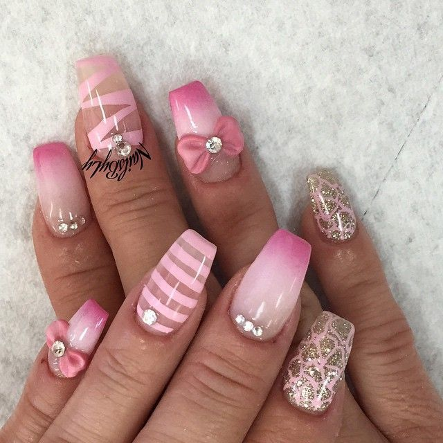 1000+ Ideas About Ombre Nail Designs On Pinterest