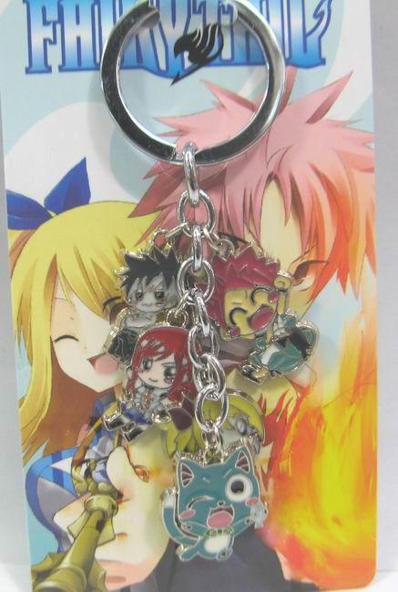 Fairy Tail Keychain FLKY5741