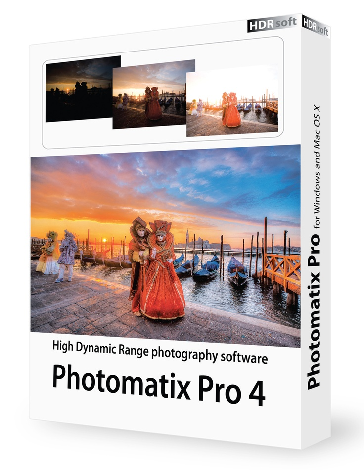 My favourite HDR-software