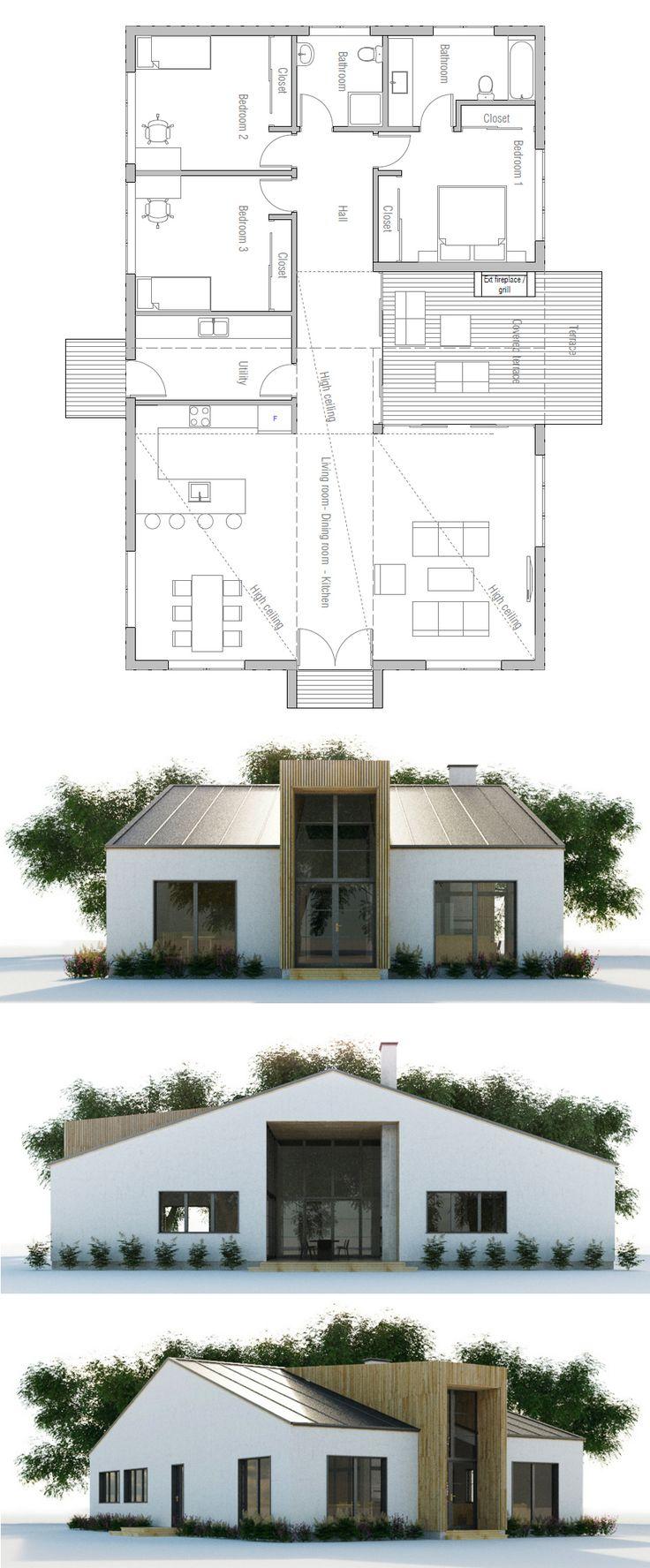 Планы домов, план дома