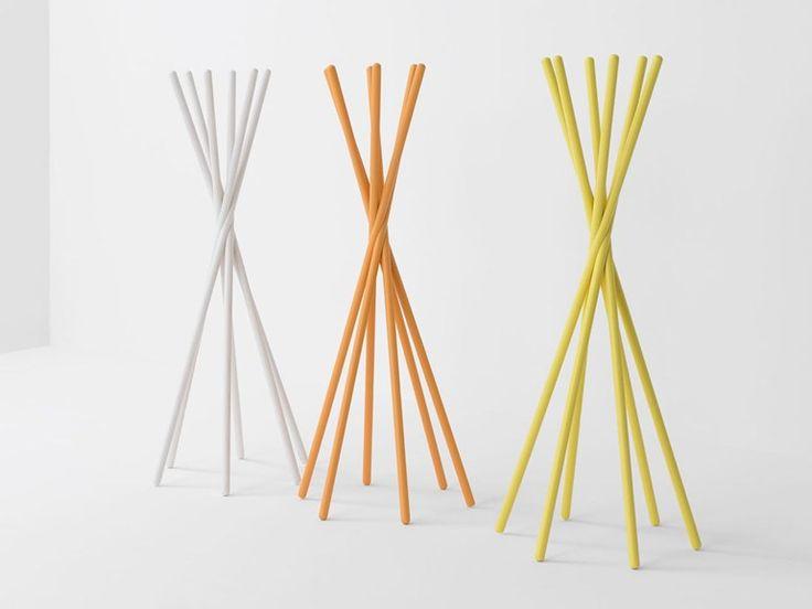 Appendiabiti in frassino TANGO by BILLIANI design Timo Ripatti