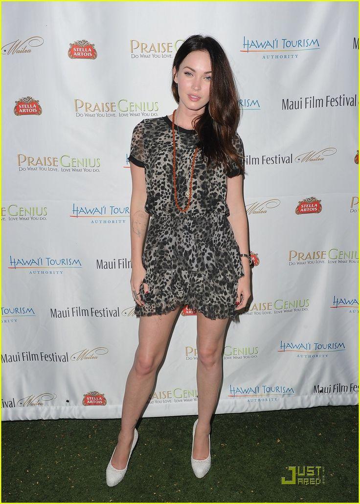 Megan Fox & Andrew Garfield: 2011 Maui Film Festival