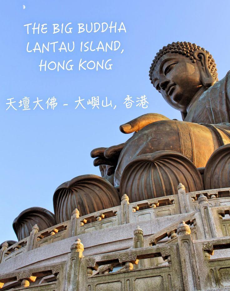 Travel | Big Buddha | Lantau Island | Hong Kong