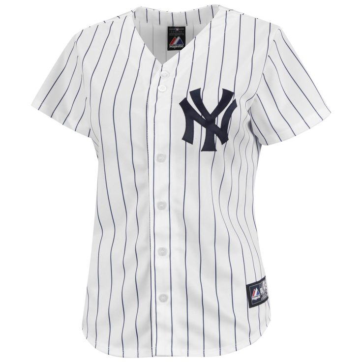 Baseball Jersey for Women | New York Yankees Women's Replica Home MLB Baseball Jersey