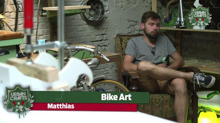 Matthias De Pauw: Bike Art