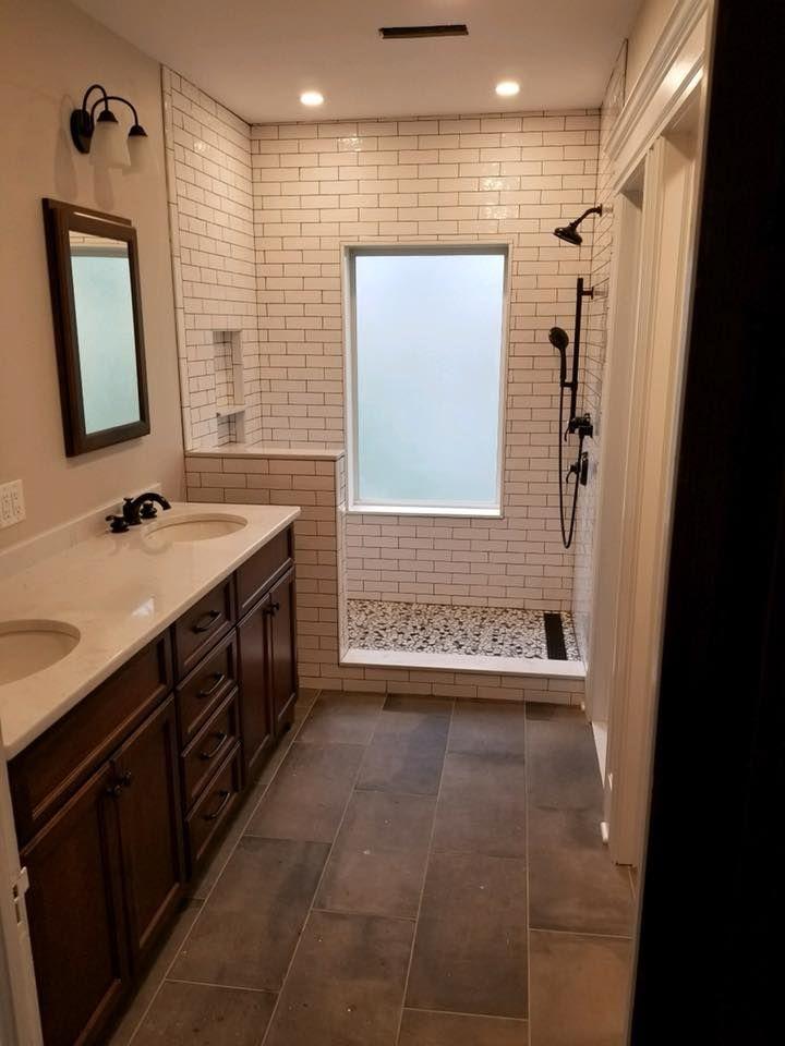 Master Bath Closet Completed Bathroom Remodeling Complete