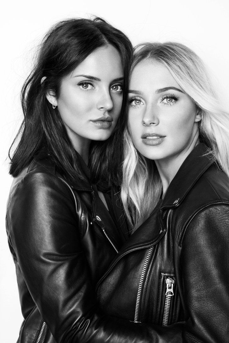 The new campaign featuring Chloe Morello and Lauren Curtis.