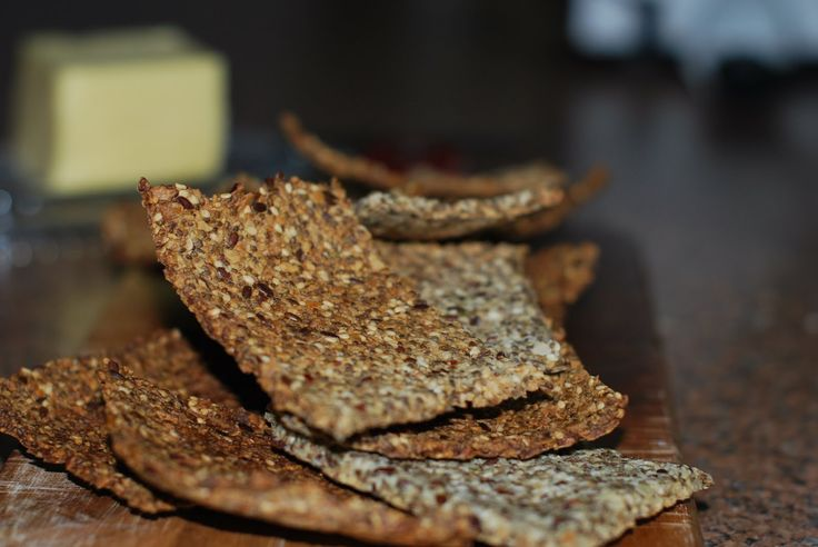 stay home instead: Home Made Nut and Seed Crackers
