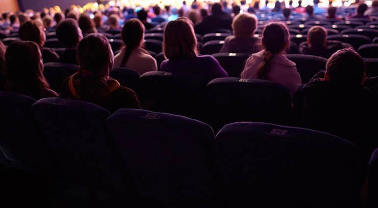 Seven of us were attending a musical production at a crowded amusement park. Wanting to sit together, we tried to squeeze into one row. But as we did, a woman rushed between us. My wife mentioned t…