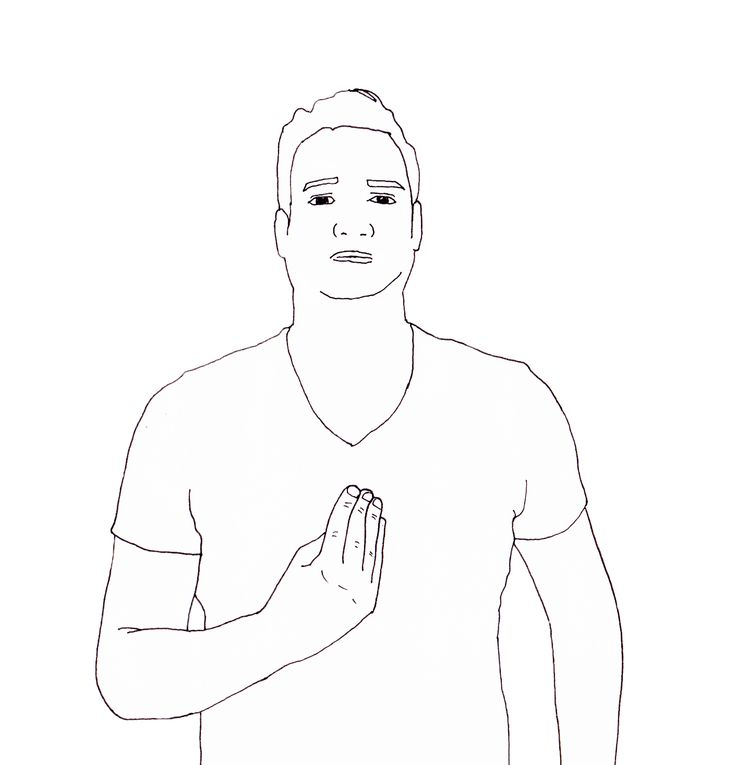 How to say dating in sign language