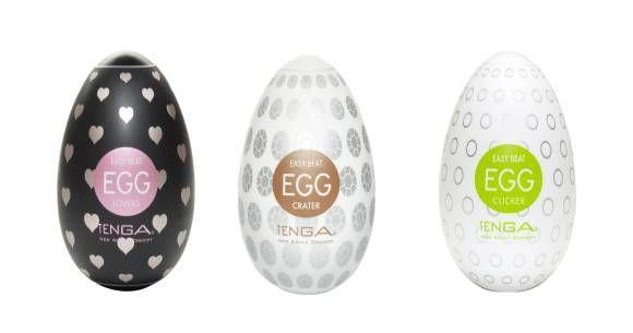 Stai pensando a un simpatico ed eccitante regalo per Pasqua? Tenga EGG è la linea di sextoy a forma di uovo dalla piacevole sorpresa.