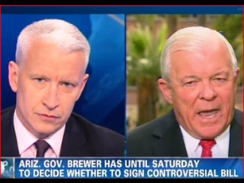 Anderson Cooper Humiliates Anti-Gay Rep. On CNN   ( LOVE IT , ABSOLUTELY LOVE THIS !!!! PROPS TO ANDERSON COOPER !!
